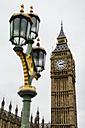 UK, London, view to Big Ben - MAUF000073