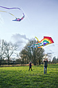 Children with kites - SARF002349