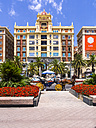Spain, Malaga, Plaza de la Marina - AM004483