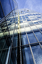 Office building, glas facade, low angle view - HOHF001382