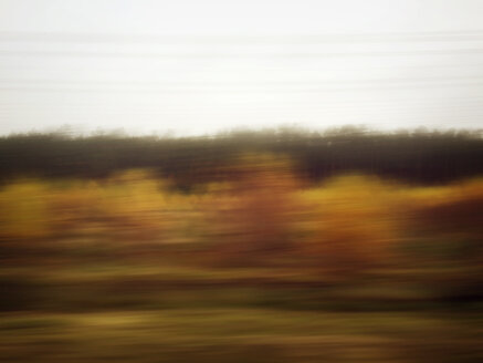 blurred landscape, Germany, Berlin - BMA000082