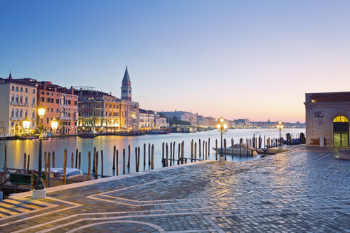 Italy, Venice, View of San Marco and the tower - MEMF000931
