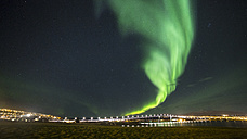 Norway, Tromso, Northern lights - STSF000972