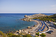 Greece, Rhodes, Anthony-Quinn-Bay near Ladiko - WDF003458