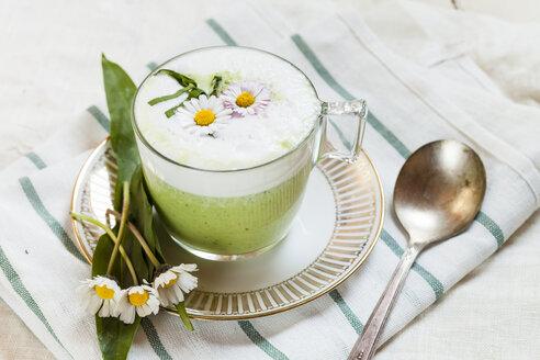 Cream of ramson soup - SBDF002537