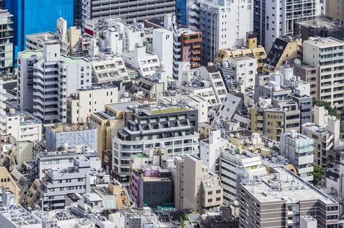 Japan, Tokyo, Cityscape - THAF001503