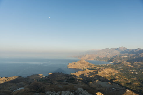 Greece, Crete, South coast in the evening - KAF000126