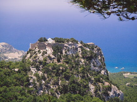 Greece, Rhodes, Fortress Monolithos - GSF001047