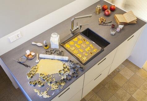 Christmas bakery at home - WDF003483