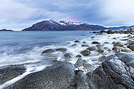 Norway, Troms, coastline - STSF000981
