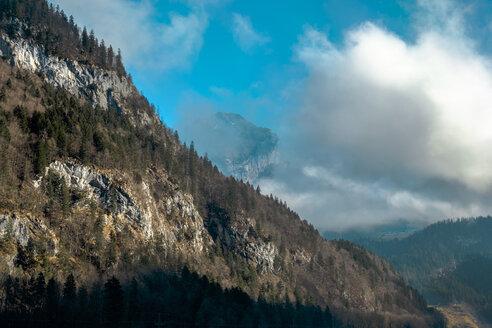 Austria, Salzburg State, Maria Alm on Hochkoenig, alpine landscape - HAMF000121