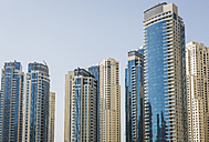 UAE, Dubai, skyscrapers - MAUF000205