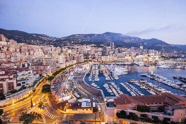Monaco, La Condamine, Monte Carlo - DAWF000415