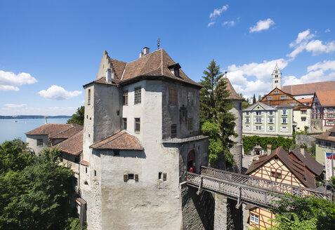 Germany, Meersburg castle at Lake Constance - SIE006908