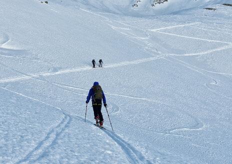 Italy, Gran Paradiso, ski tour - ALRF000281