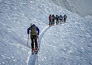 Italy, Gran Paradiso, ski tour - ALRF000287