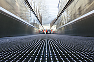 People on a moving walkway - ABZF000180