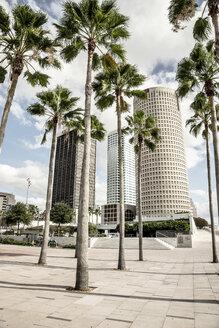 USA, Florida, Tampa, downtown - CHPF000181