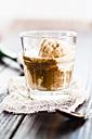 Glass of Affogato al caffe - SBDF002643
