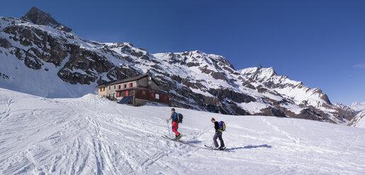 Italy, Rhemes-Notre-Dame, Benevolo, ski mountaineering - ALRF000297