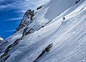 Italy, Rhemes-Notre-Dame, Benevolo, ski mountaineering, downhill - ALRF000303