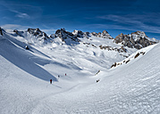 Italy, Rhemes-Notre-Dame, Benevolo, ski mountaineering - ALRF000306