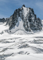 France, Chamonix, Mont Blanc range, Tour Ronde - ALRF000321