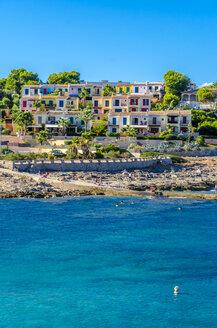 Spain, Mallorca, Cala Murada, houses - MHF000373