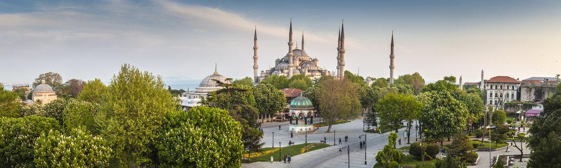 Turkey, Istanbul, view to Haghia Sophia - MDIF000010