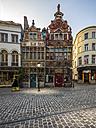 Belgium, Flanders, Ghent, Temmerman House - AM004686