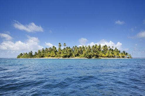 Panama, San Blas Islands, Cayos Los Grullos - STEF000154