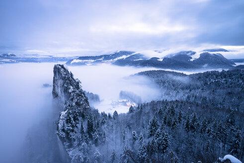 Austria, Salzburg State, Hallein, Berchtesgaden Alps, Small Barmstein - STCF000149