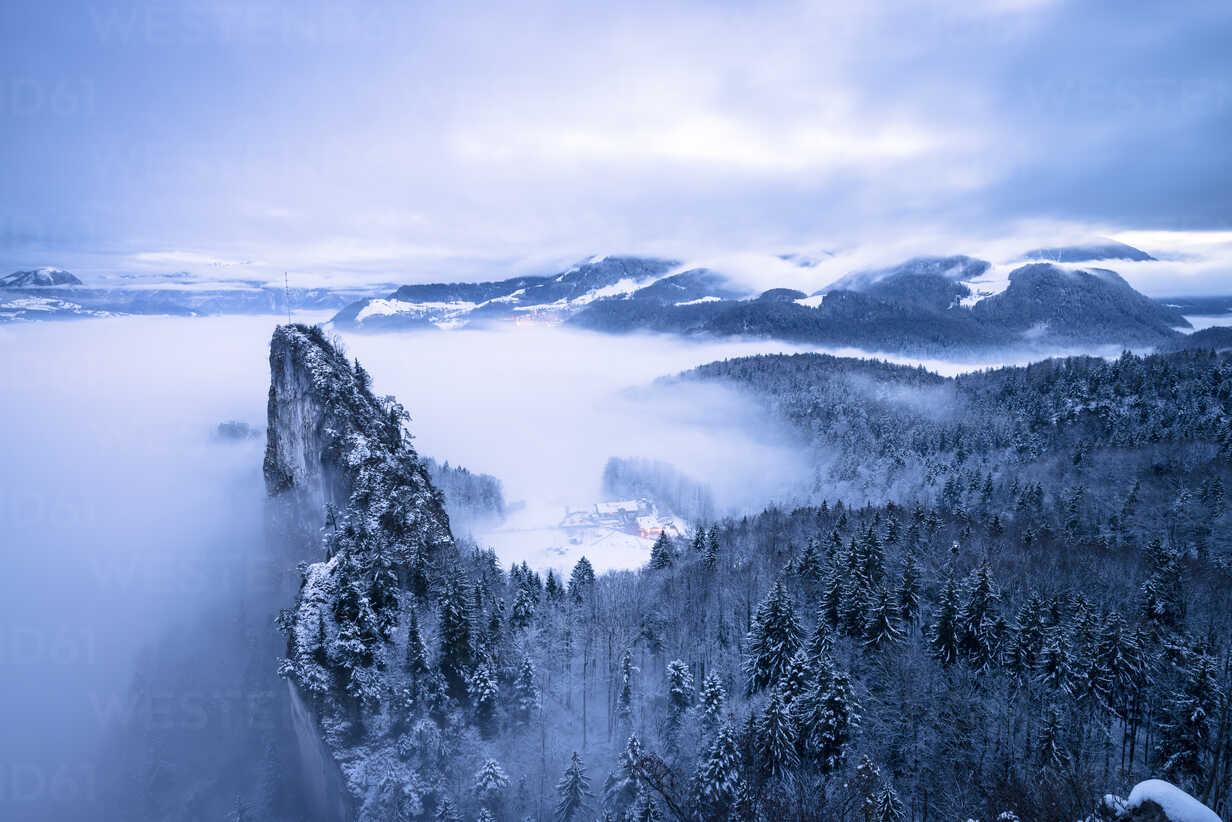 Austria, Salzburg State, Hallein, Berchtesgaden Alps, Small Barmstein - STCF000149 - Spotcatch/Westend61