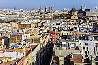 Spain, Barcelona, cityscape - THAF001562
