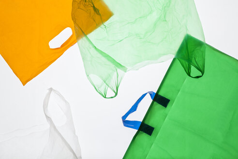 Different plastic bags - WDF003505