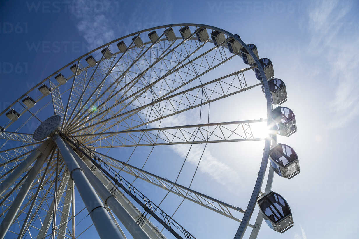 USA, Washington, Seattle, ferris wheel - NG000250 - Nadine Ginzel/Westend61