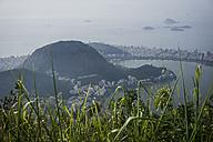 Brazil, Rio de Janeiro, view to the city - MAUF000241