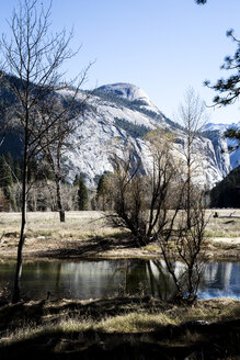 USA, California, landscape in Yosemite National Park - NGF000283