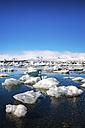 Iceland, Vatnajoekull National Park, Jokulsarlon Ice Lagoon - SMAF000429