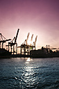 Germany, Hamburg, Port of Hamburg - PUF000481