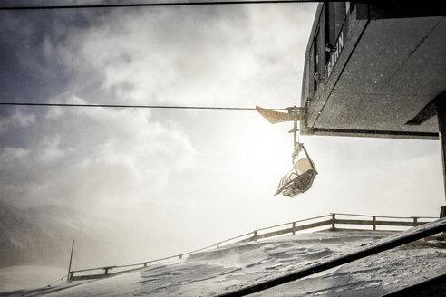 Austria, Turracher Hoehe, chair lift - DAWF000509