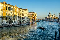 Italy, Venice, view to Santa Maria della Salute - HAMF000155