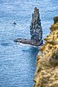 Ireland, Cliffs of Moher, rock tower - GIOF000776