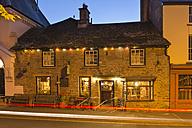UK, Wales, Hay-on-Wye, Ye Olde Crown Inn - SH001869