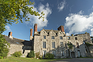 UK, Wales, Hay-on-Wye, Hay Castle - SH001875