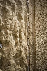 Israel, Jerusalem, detail of the Wailing Wall - REAF000061