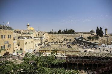 Israel, Jerusalem, Dome of the Rock - REAF000064