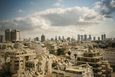 Israel, Tel Aviv, cityscape - REAF000079