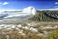 Indonesia, Java, Volcanos Bromo, Batok and Semeru - DSGF001006