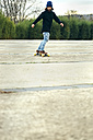 Young skateboarder - MGOF001466